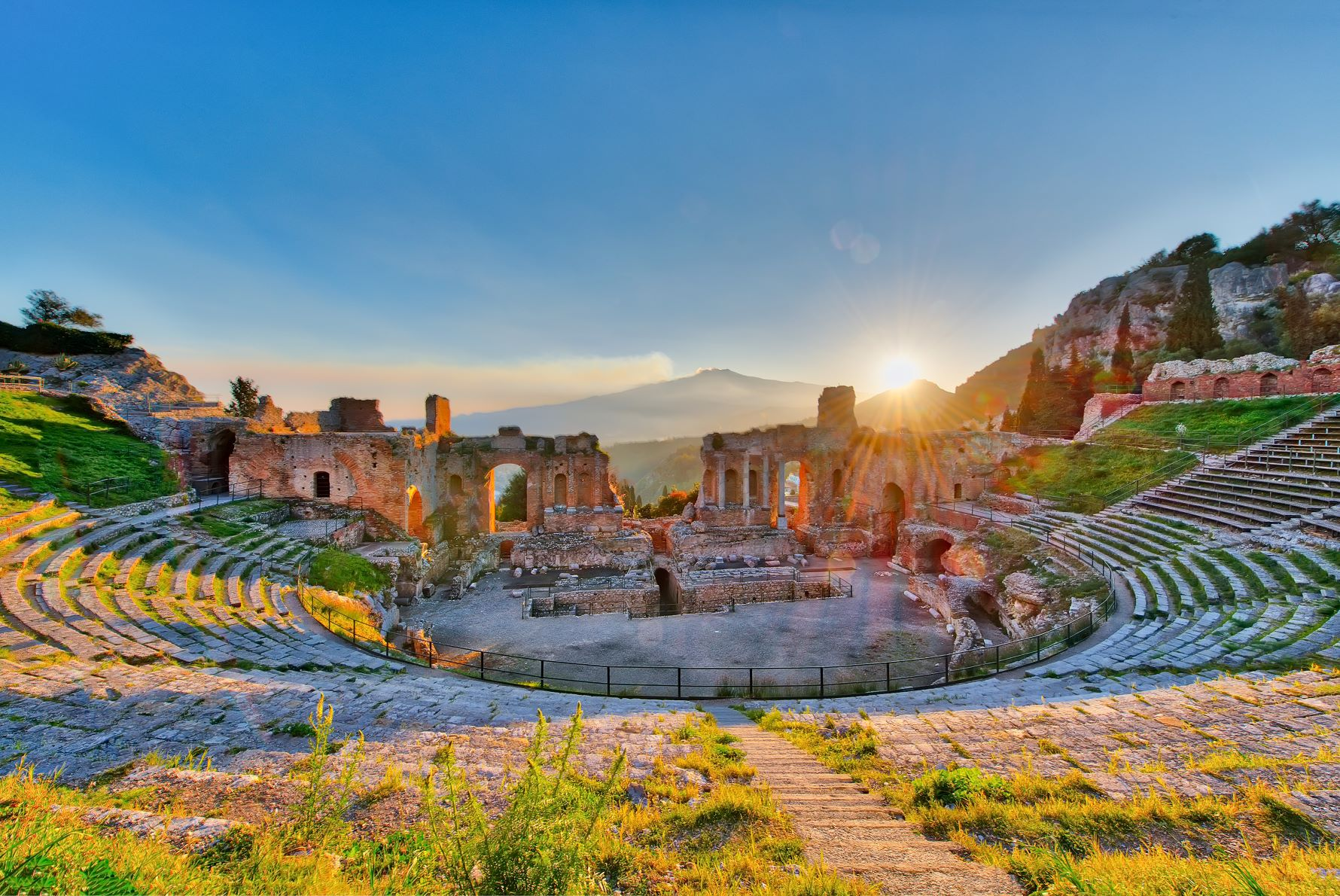 Ancient Theatre Taormina