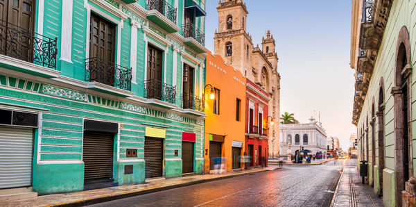 Discover Mexico Tours, couples and flights holiday experience